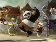 Картинка из Кунг Фу Панда