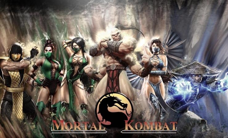 Игры Мортал Комбат