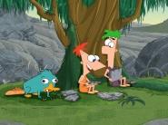 Картинка из Игры Финес и Ферб