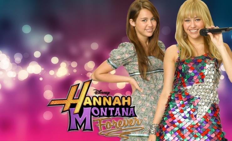 Игры Ханна Монтана