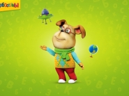 Картинка из Игры Барбоскины