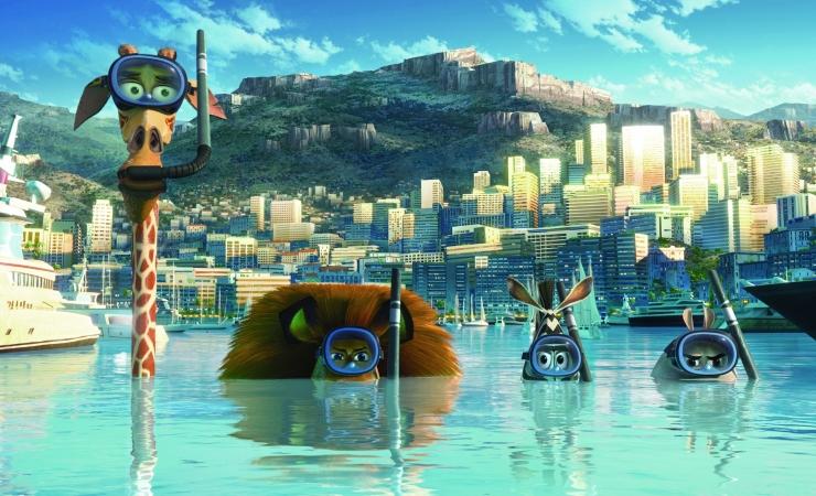 Игры Мадагаскар