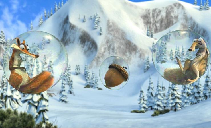 Игры Ледниковый Период