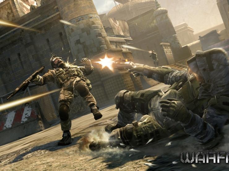 Фото 3 из Военные игры