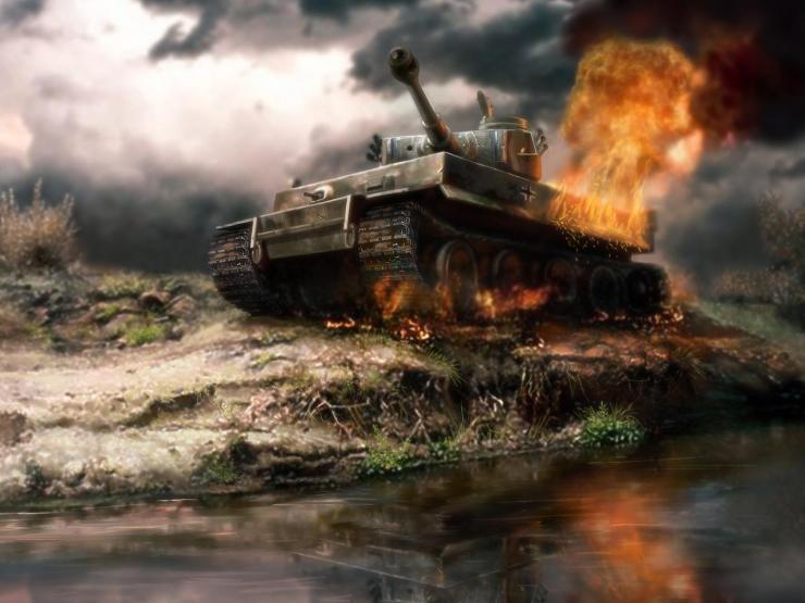 Фото 1 из Военные игры