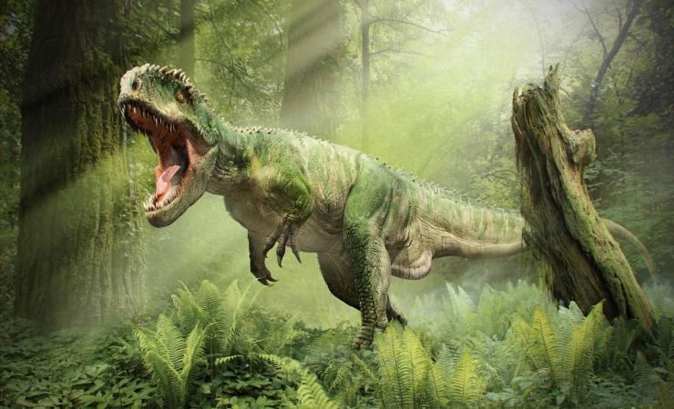 Динозавры игры