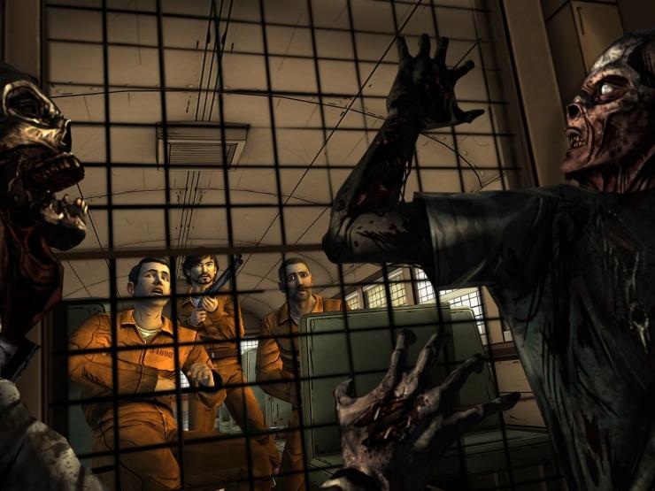 Фото 4 из Зомби игры
