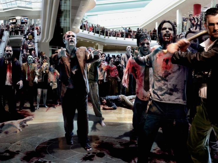 Фото 3 из Зомби игры