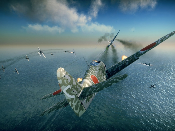 Фото 1 из Игры леталки