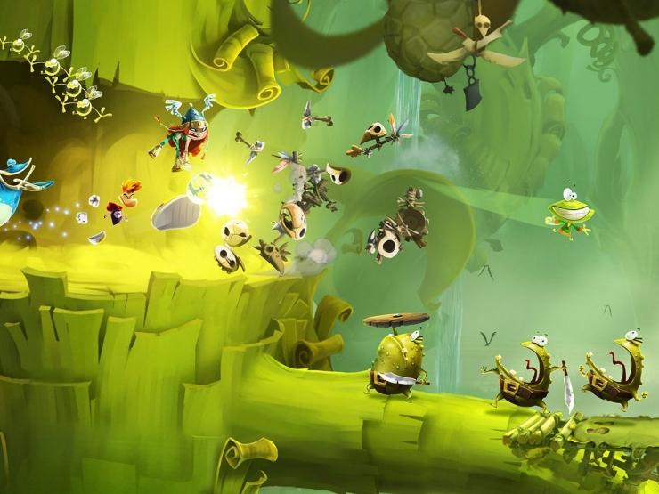 Фото 1 из Игры приключения