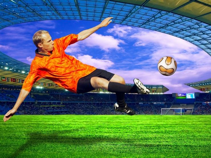 Фото 1 из Спортивные игры
