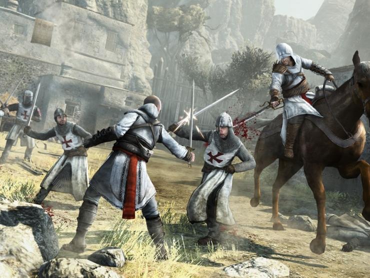 Фото 9 из Игры драки