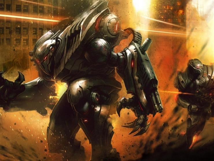 Фото 3 из Игры драки