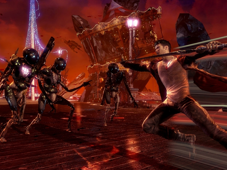 Фото 1 из Игры драки