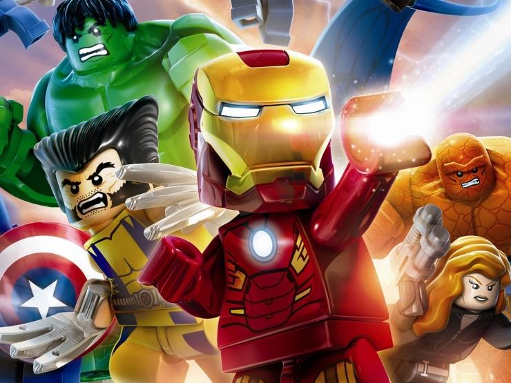 Фото 2 из Игры лего