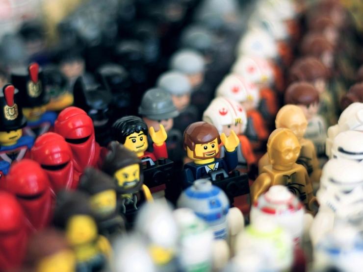 Фото 1 из Игры лего