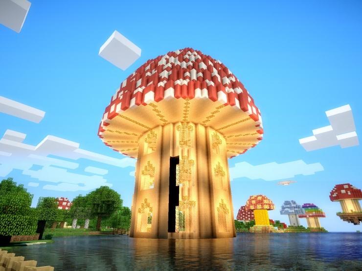 Фото 4 из Майнкрафт игры