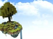 Картинка из Майнкрафт игры