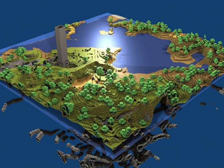 Фото 2 из Майнкрафт игры