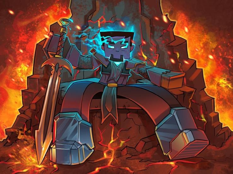 Фото 1 из Майнкрафт игры