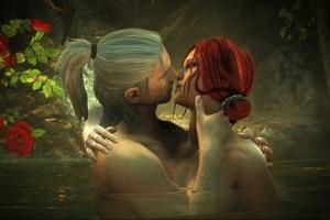 Любовь, романтика и секс в компьютерных играх: Восток-Запад