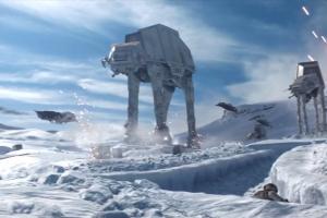 Закрытый альфа-тест Star Wars: Battlefront в июле