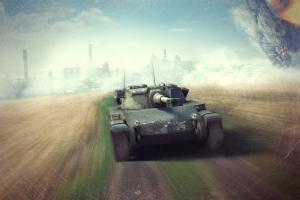 Гайды World of Tanks: ELC AMX – прокатись с ветерком