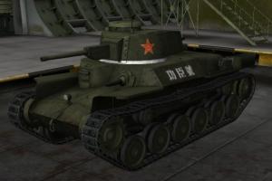 Type 2597 Chi-Ha – поддельный «светляк»