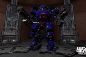 Открылся ранний доступ для Heavy Gear Assault