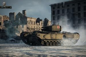 Гайды World of Tanks: Churchill 1 − всё очень плохо