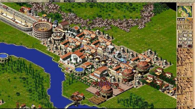 День строителя: градостроительные симуляторы