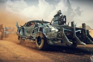 Интерактивный трейлер Mad Max