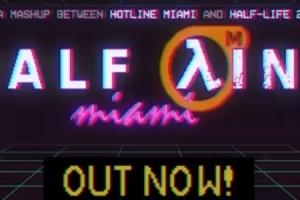 Инди-разработчик объединил Hotline Miami и Half-Life 2