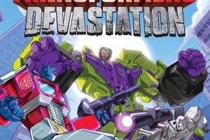 Экшен и динамика в трейлере Transformers: Devastation