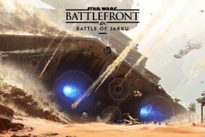 Star Wars: Battlefront хвастается новым дополнением Battle of Jakku