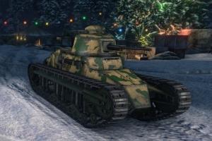 Гайды World of Tanks: Renault Otsu – размер имеет значение