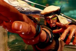 Новичок Street Fighter V – Рашид