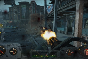 Перестрелками в Fallout 4 занималась id Software