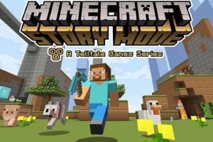 Первый эпизод Minecraft: Story Mode выйдет в октябре