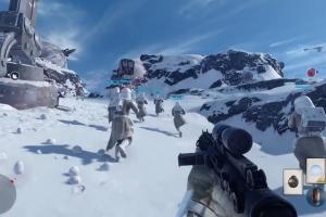 ОБТ Star Wars: Battlefront 8-12 октября доступно для всех