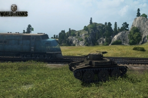 Гайды World of Tanks − T2 Light Tank
