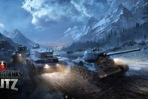 World of Tanks Blitz прицелилась на «большие платформы»