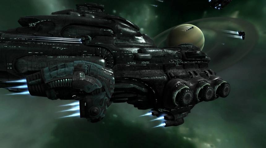 Легендарные корабли компьютерных игр