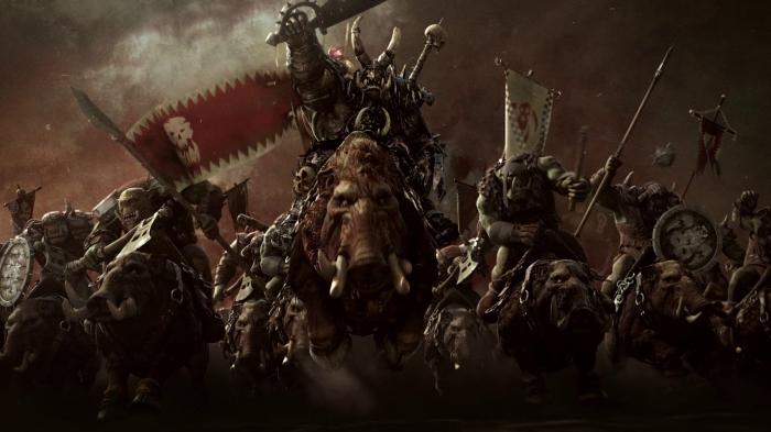 Создатели Total War: Warhammer рассказали про орков