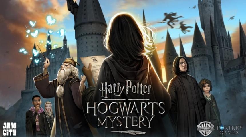 Мобильная игра Harry Potter: Hogwarts Mystery без главного героя саги