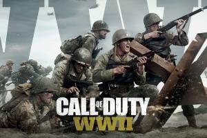Call of Duty: WWII в 10-ый раз подряд стала лидером чарта продаж в Великобритании