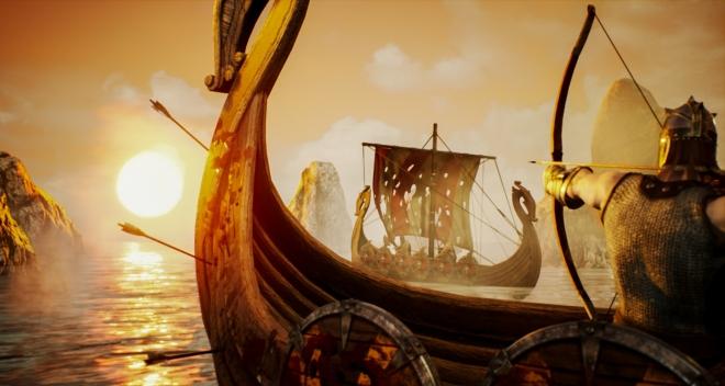 Human Head Studios выпустила потрясающий ролик пре-альфы Rune: Ragnarok