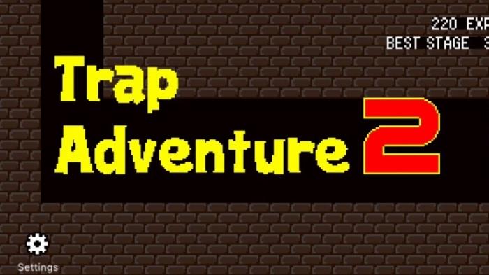 Trap Adventure 2 взбесил огромную аудиторию пользователей сети
