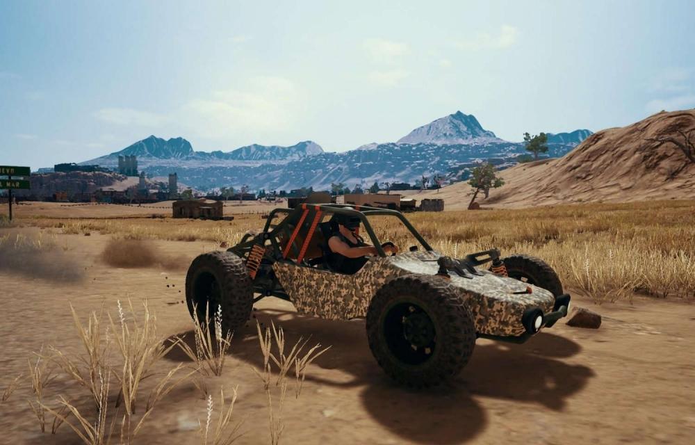 Как убрать пустынную карту из PUBG