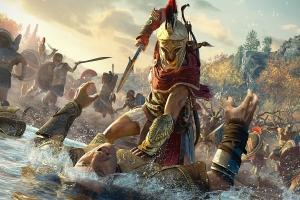 Взломаны Assassin's Creed: Odyssey и Hitman 2